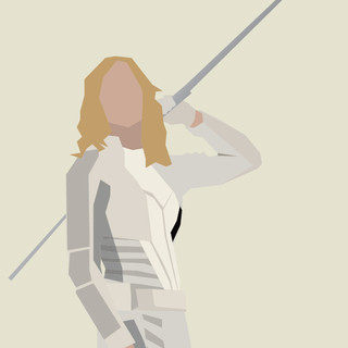 DCTV Vectors- White Canary