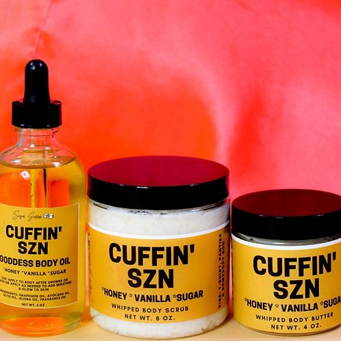 Cuffin' SZN Body Set