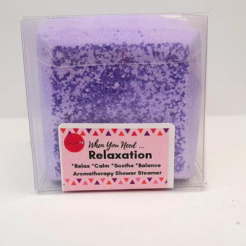 Relaxation Shower Steamer
