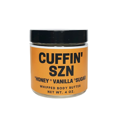 Cuffin' SZN Body Butter