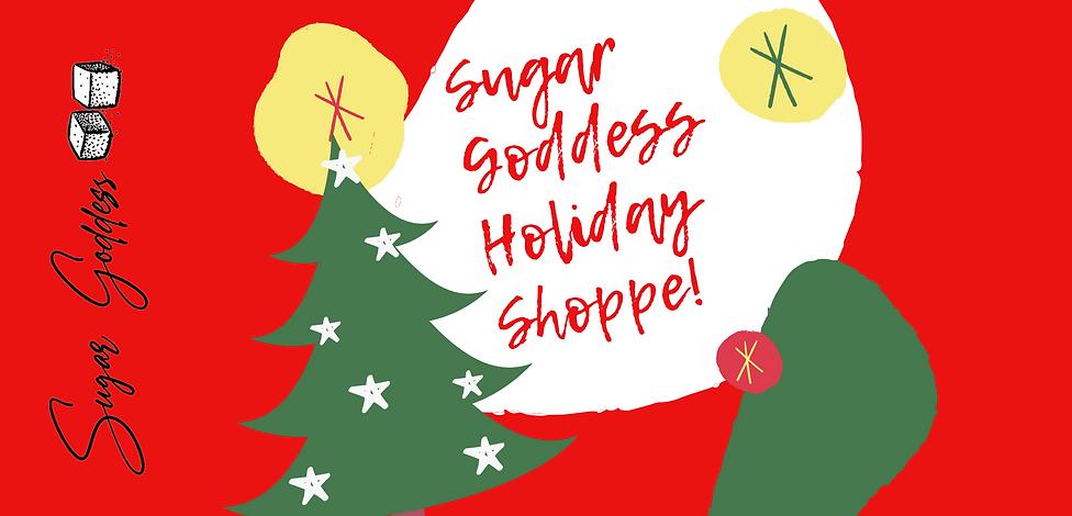 website Sugar Goddess Holiday Shoppe! (2
