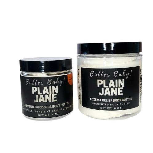 Plain Jane Eczema Relief Body Butter