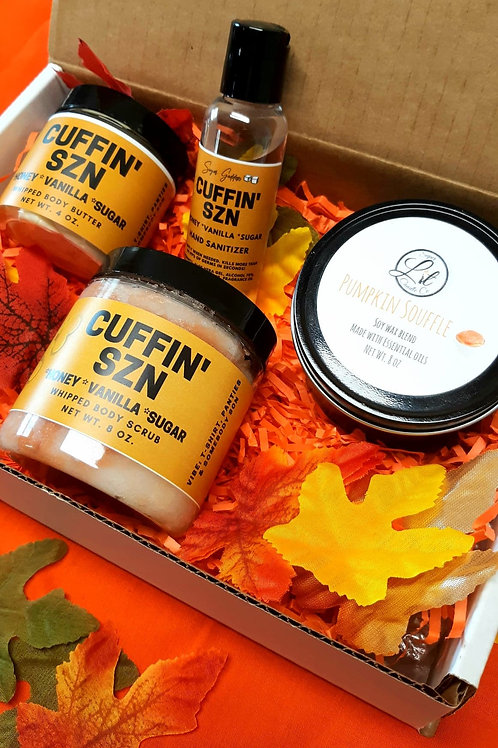Fall Vibes Collection Box