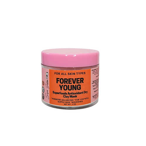Forever Young pH Balancing Clay Mask