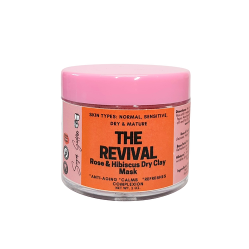 The Revival Hydrating Clay Mask