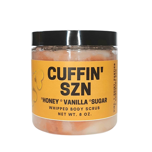 Fall Vibes Body Scrubs