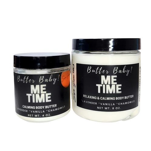 Me Time Relaxing Body Butter