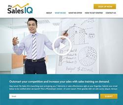 Webside PSD Design