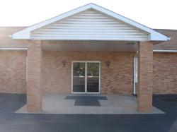 Fellowship Hall (Exterior)