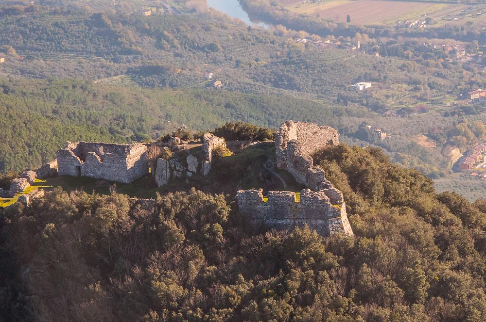 Rocca-della-verruca-monte-pisano