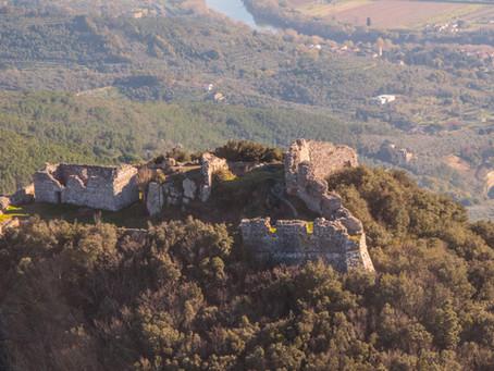 L'itinerario migliore per visitare la Rocca della Verruca sui Monti Pisani