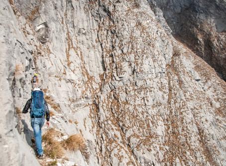 Monte Altissimo e la Tacca Bianca