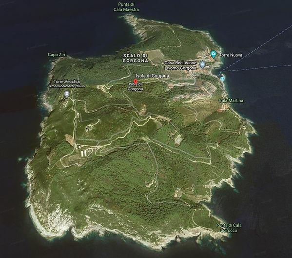 Isola-di-gorgona