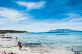 Spiaggia di Cala Giovana