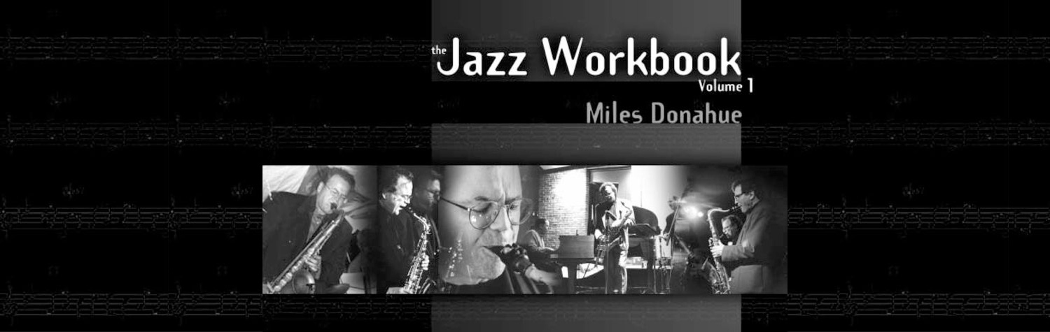 The Jazz Workbook Cover