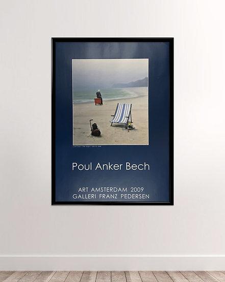Poul Anker Bech plakat 2009 - Galleri Franz Pedersen /