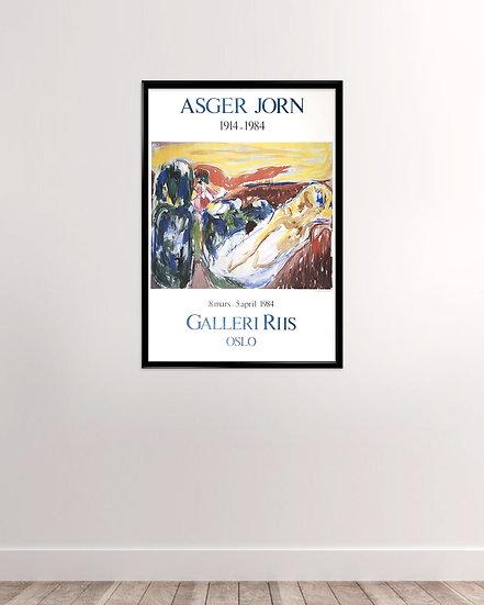 Asger Jorn - Galleri Riis