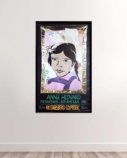 Annie Hedvard 1981 - Ny Carlsberg Glyptotek