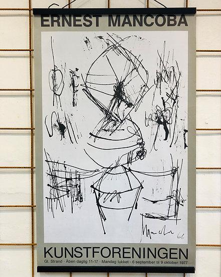 Ernest Mancoba - Kunstforeningen Gl. Stran