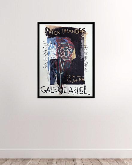Peter Brandes - Galerie Ariel