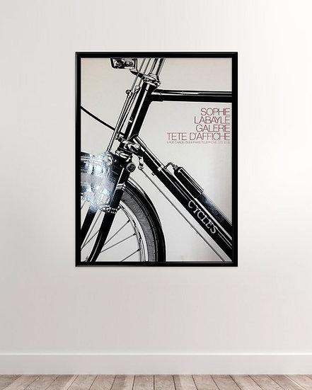 Fransk Cykelplakat