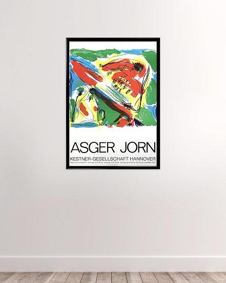 Asger Jorn - Hannover 1973