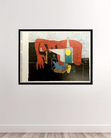 Le Corbusier fra Nordjyllands Kunstmuseeum