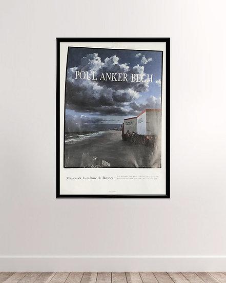 Poul Anker Bech fra 1985 - Maison de la culture