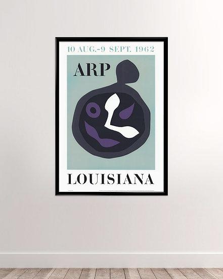 Louisiana - Jean Arp 1962