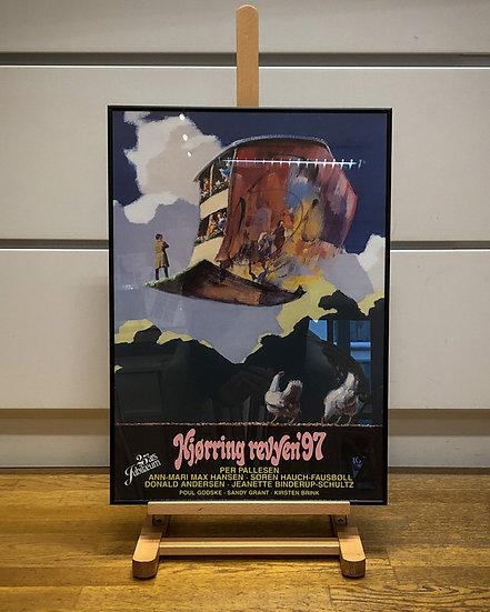 (SOLGT) Poul Anker Bech - Hjørring Revy 97