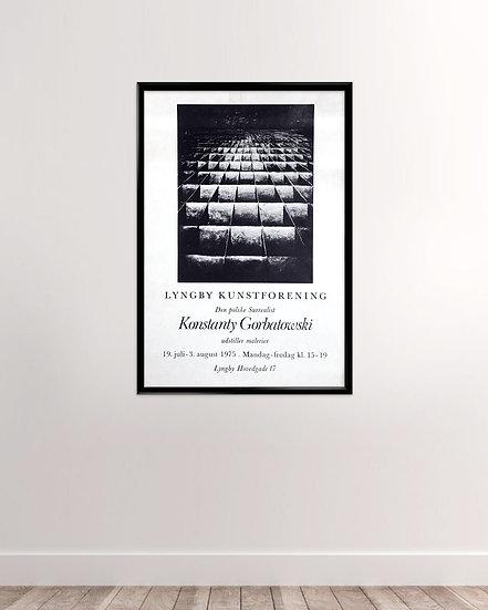 Solgt  - Konstanty Gorbatowski - Lyngby kunstforening