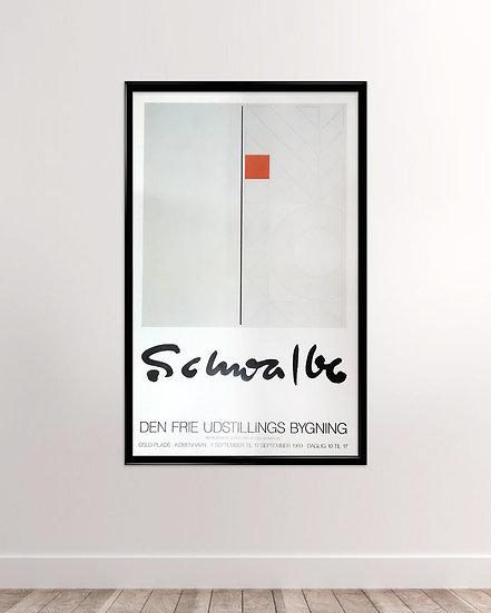 Ole Schwalbe - Frie udstilling 1989