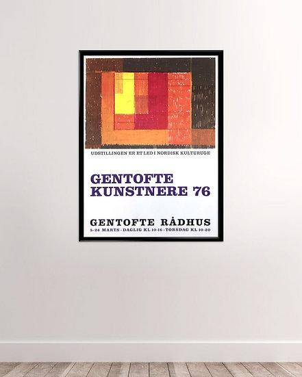 Gentofte Kunstnere 1976 -Gentofte Rådhus