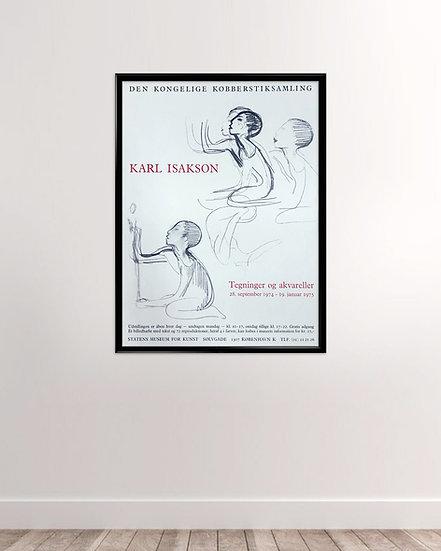 Karl Isakson - Statens museum for kunst