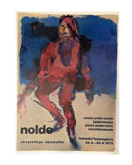 Emil Nolde - Helsingfors 1972