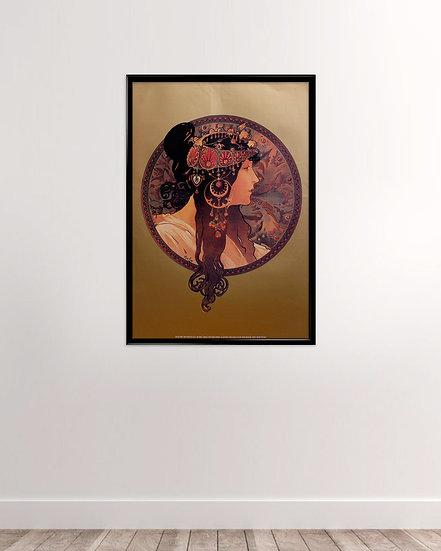Alphonse Mucha - Malmø kunsthal 1981