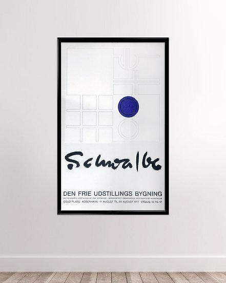 Ole Schwalbe - Frie udstilling 1977
