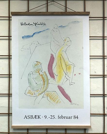 Wilhelm Freddie - Galerie Asbæk