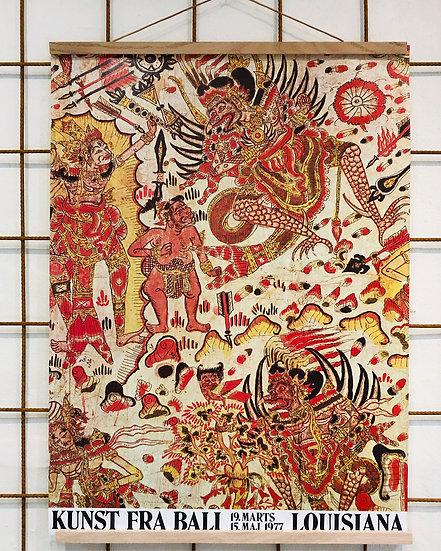 Louisiana - Kunst fra Bali