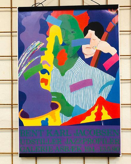 Bent Karl Jacobsen - Galerie Asbæk