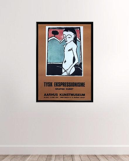 Tysk ekspressionisme - Århus kunstmuseum 1980