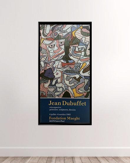 Jean Dubuffet - Galerie Maeght
