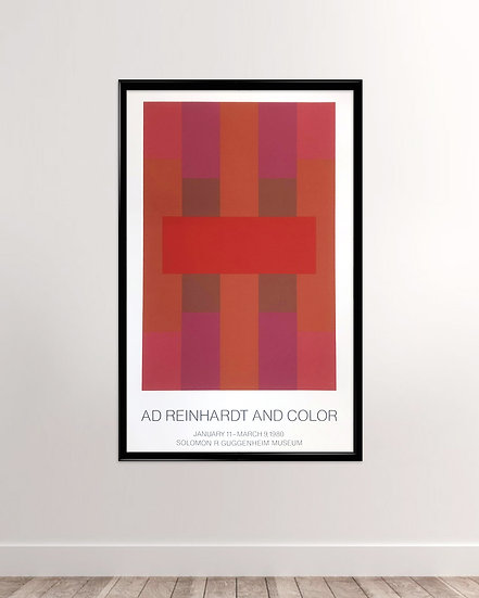 Ad Reinhardt - And Color