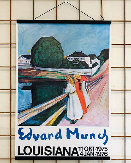 Louisiana - Edvard Munch 1975