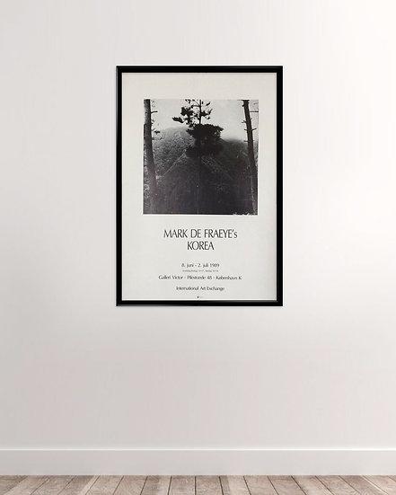 Mark De Fraeye udstilling