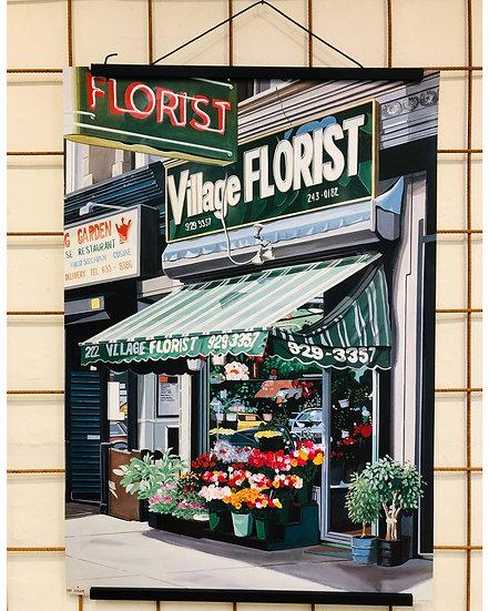 Ole Ziger  - The Florist