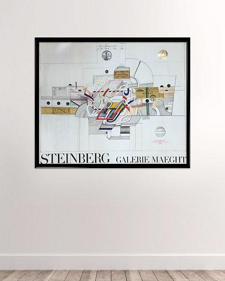 Solgt -Steinberg fra Galleri Maeght