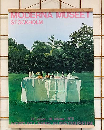 (solgt) Moderna Museet 1975 - Nordjyllands Kunstmuseum