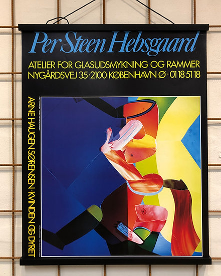 Per Steen Hebsgaard - Galerie Asbæk