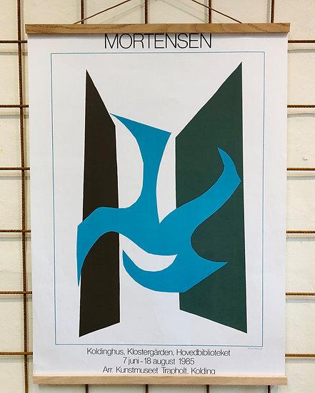Richard Mortensen plakat
